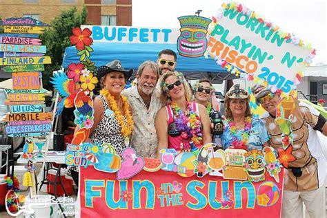 jimmy buffett fan club jimmy buffett frisco tailgate sharking lot party