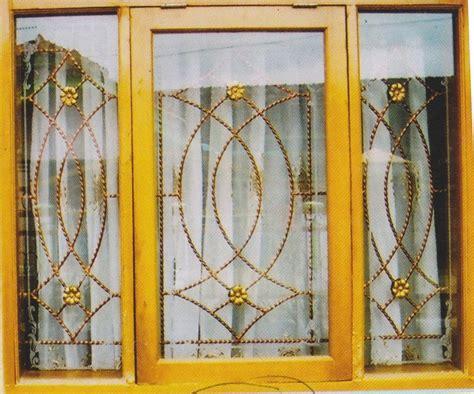 model teralis jendela besi ulir terbaru  dypim