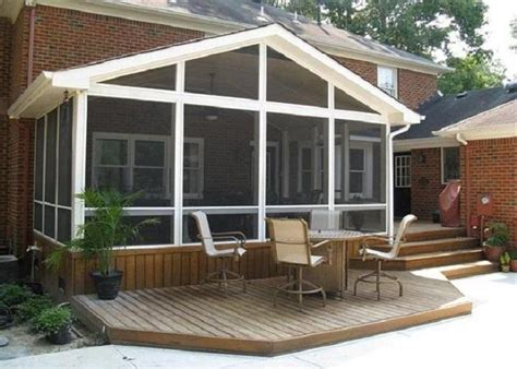 how much do porches cost screened front porch photos