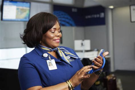 united airlines customer service phone united airlines will equip customer service reps with