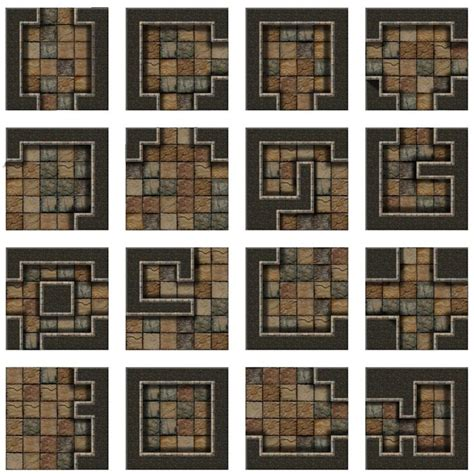 dungeons and dragons tile mapper 50 best images about paper models on dollhouse