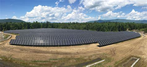 Moultonborough Solar Array - NHEC
