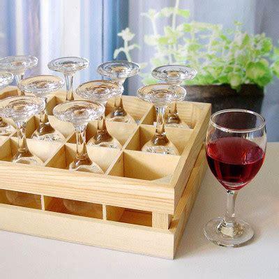 mini wine glasses  crate set    iwa wine