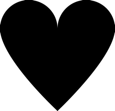 library   heart banner transparent  black