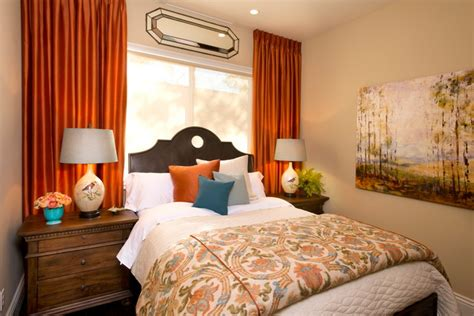 Robeson Design Guest Bedroom Ideas  Traditional Bedroom