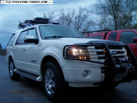 Ford Expedition Road by 2007 Ford Expedition 4x4 My 07 Expedition
