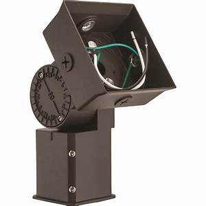 Lithonia lighting olwx bronze outdoor slip fitter flood light mount accessory ts m the