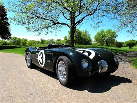 Jaguar For by 1951 Jaguar C Type Replica For Sale