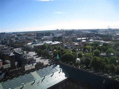 Copen Hd Picture by Copenblogen Copenhagen From Above
