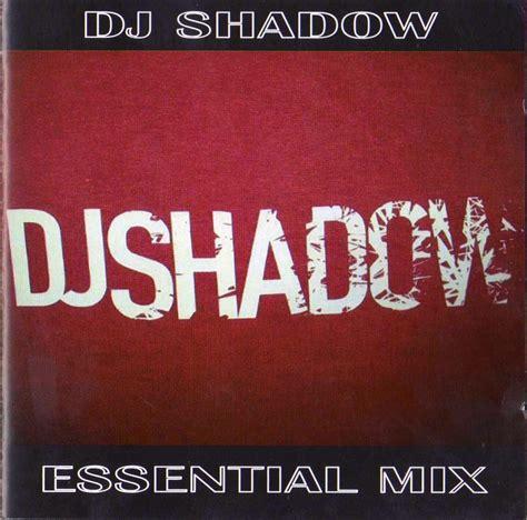 dj shadow essential mix cd  flac  kbps