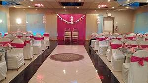 Decorated Banquet Hall by RAJICreations Raji Creations