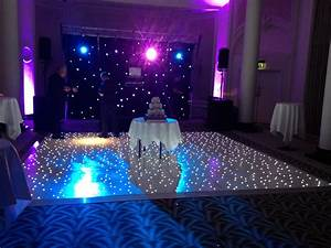 White led starlit dance floor hire wedding bookings for Sandwiches on the dance floor