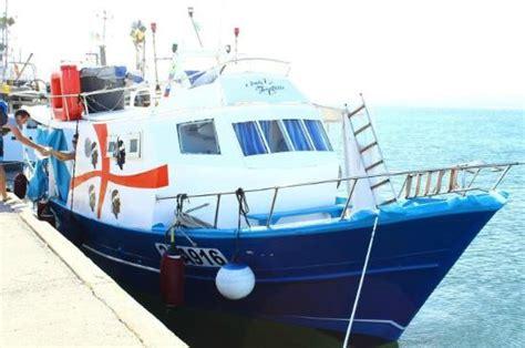 la barca dei due fratelli di pesca turismo i due fratelli sant antioco tripadvisor