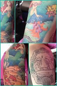 Lily tattoo full sleeve design women 3d | Best Tattoo ...