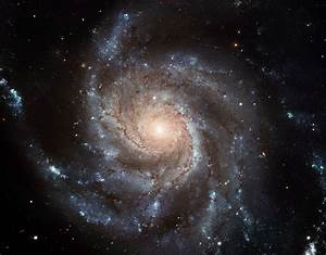 Hubble delivers again: M101