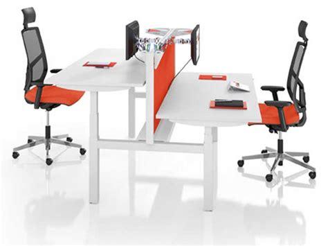 bureaux réglables en hauteur easy up i bureau