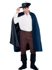 Cavalier Cape For Adults  Party City