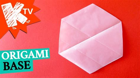 comment faire un origami origami comment faire un hexagone
