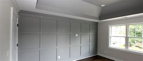 woodwork installations wainscoting picture frames