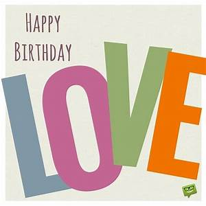 Happy birthday images that make an impression for Happy birthday big letters