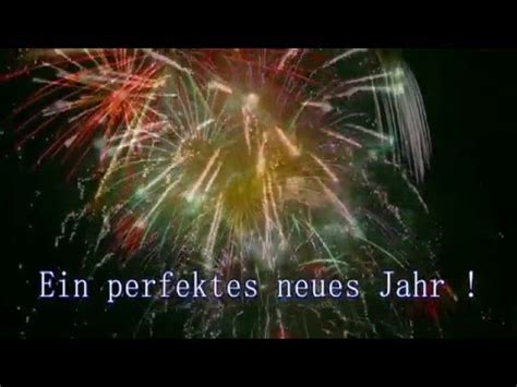 neujahrswuensche  video ein perfektes neues jahr