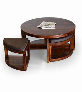 Best 11 extraordinary round coffee tables with seats for Coffee table with seats underneath