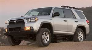 2010 Toyota 4runner Revealed  Offered With 4