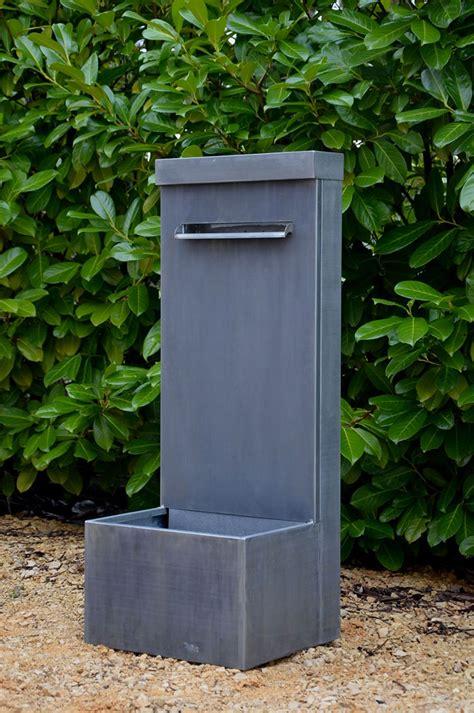 fontane da terrazzo 20 modelli di fontane da giardino dal design particolare