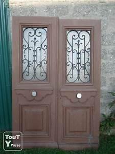 batiment brique porte d39 entree a double vantaux With porte d entrée double vantaux