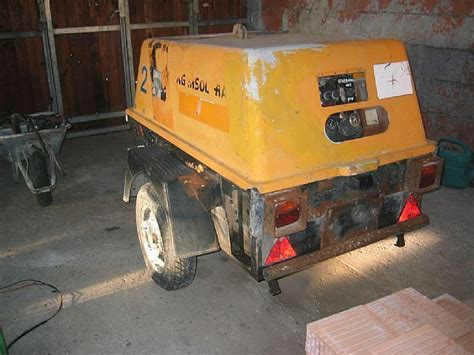 ingersoll rand 100 air compressor ingersoll rand pw 100 air compressor from austria for sale at truck1 id 1342149