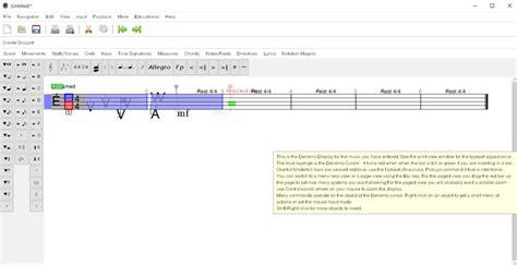 17 best free sheet music maker software for windows