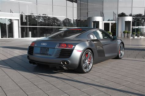 2012 Audi R8 V8 by 2012 Exclusive Selection Edition Audi R8 V8 Rear