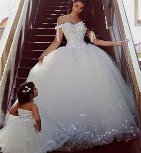 Wedding Dresses Sweetheart Neckline Princess Bling Naf