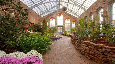 Missouri Botanical Gardens And Arboretum In St Louis