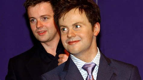Declan Donnelly - A showbiz life in pictures as the ...