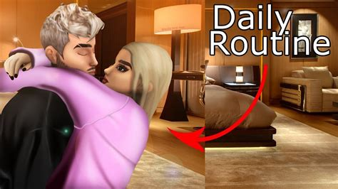 avakin edit routine daily