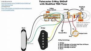 Fender Tbx Tone Circuit Schematic