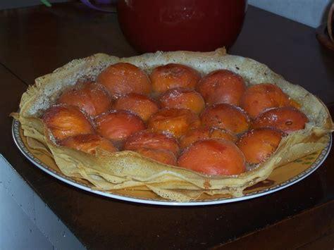 recette tarte en feuilles de brick aux abricots recette tarte en feuilles de brick aux abricots