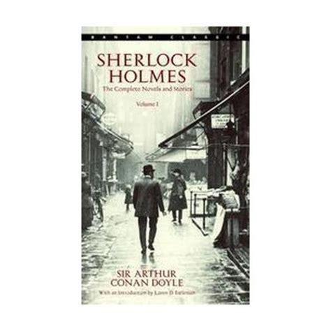 holmes conan doyle arthur stories sherlock vol target reissue novels paperback sir complete