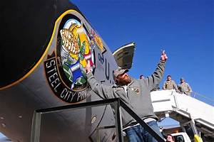 Steelers visit 171st > 171st Air Refueling Wing > Article ...