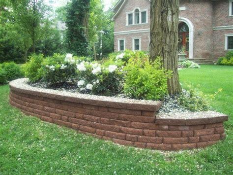 front yard retaining wall retaining wall front yard backyard pinterest