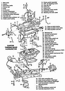 Carburetor Exploded Diagrams