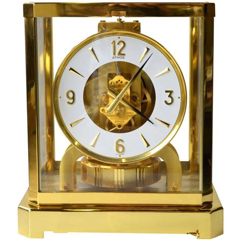 jaeger lecoultre table clock jaeger lecoultre atmos perpetual motion mantle clock at