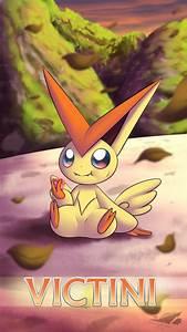 Pokemon 20th Anniversary- Victini by Sol-Lar-Bink on ...