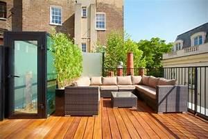 comment amenager un balcon avec style 55 photos With amenager un toit terrasse