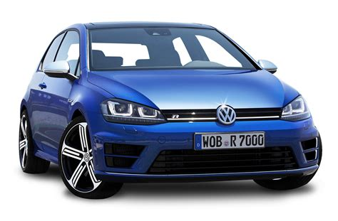 volkswagen car images volkswagen golf blue car png image pngpix