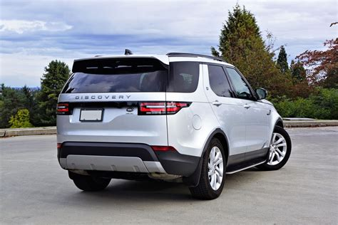 land rover discovery hse luxury td road test