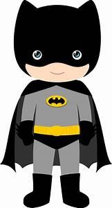 Batgirl, Clipart