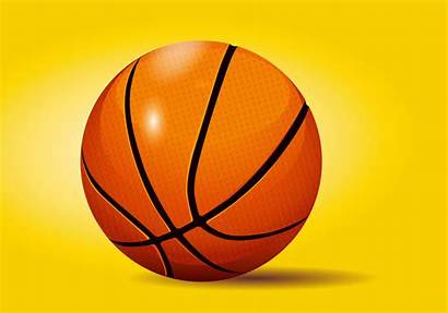 Basketball Vector Realistic Illustration Texture Detailed Poster