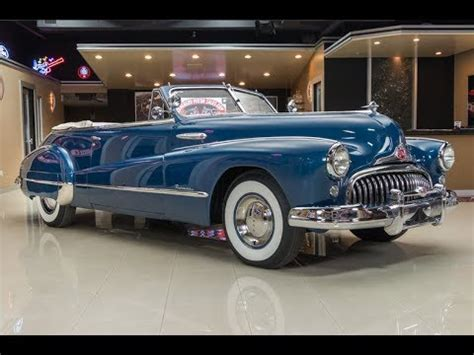 1949 Buick Roadmaster Convertible For Sale by 1948 Buick Roadmaster Convertible For Sale